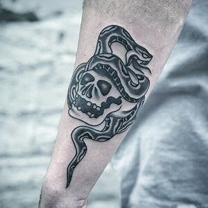 Tattoo from Austin Ringo