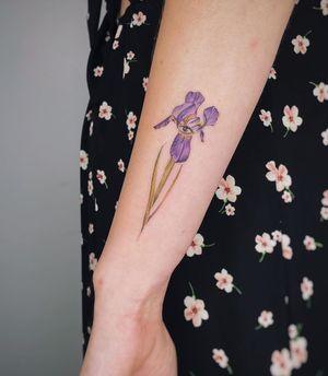Tattoo from Eleonora Balducchi