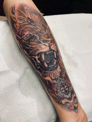Tattoo from Crimson Tales London