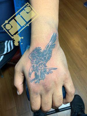 Tattoo from John D Nguyen (Anu RA)