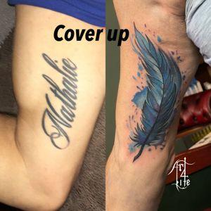 Tattoo from Julian Suarez