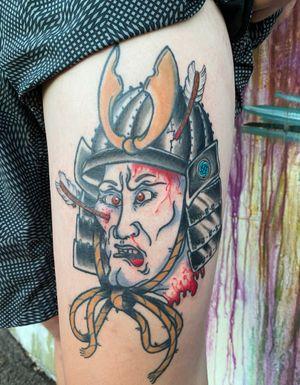 Tattoo from Osiris