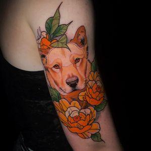 Tattoo from Salva