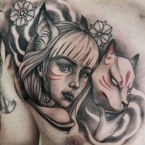 Tattoo from Michael Tarquino