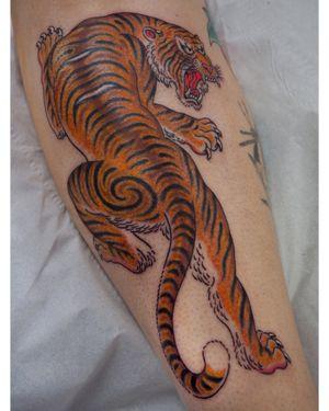 Tattoo from Alex Travers