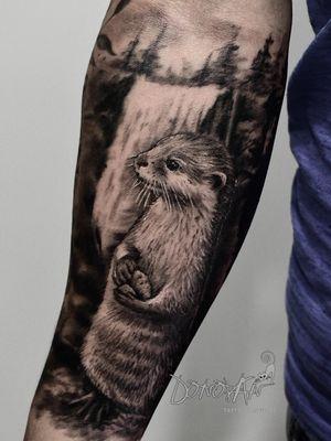 Tatuaje Nutria