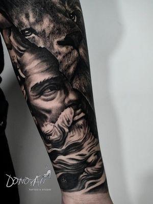 Fuerza 🦁 #tatuajestunja