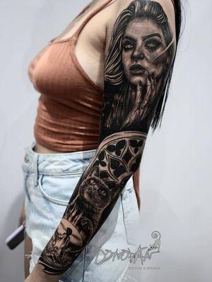 Expo Tattoo Medellin #medellin #tatuajesmedellin #tattoo