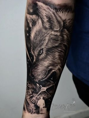 Tattoo by DONOVAN TATTOO'S