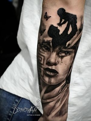 Recuerdo familiar 👨👩👦 #tatuajefamilia #familiatattoo #familia