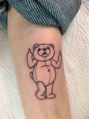 Custom I don't care bear 🐻💕