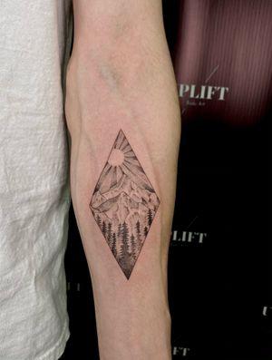 Tattoo from UPLIFT MIAMI