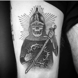 Tattoo by Ghost in The Machine