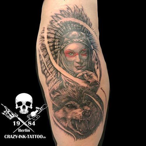 Zweiter Teil vom  Second Part #bootytattoo @raikpillmann Infos wie immer 017627112764 auch WhatsApp... http://crazy-ink-tattoo.de http://facebook.com/crazy.ink.tattoo.berlin http://instagram.com/crazy.ink.tattoo.berlin #tattoo #tattoos #berlin #tattooberlin #berlintattoo #tattoomoabit #crazyink #crazyinkberlin #crazyinktattoo #crazyinktattooberlin #instagood #nofilter #photooftheday #inked #tattooed #tattoist #tatted #instatattoo #bodyart #tatts #tats #amazingink  #berlintattooartist #berlintattooartists #realistictattoo #wolftattoo #worldfamousink  #blackngrey #indiantattoo
