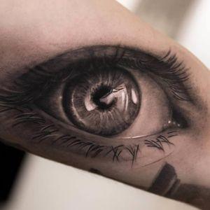 #realistic #blackandgrey #eye #nikinorberg