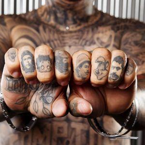 #microportraits #fingerportrait #microtattoo #bengrillo