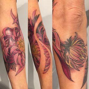 Tattoo by Eight of Swords Tattoo