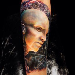 #portrait #fullcolor #Prometheus