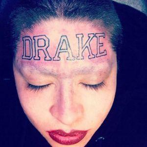 #Drake #TattooGirl