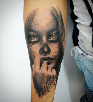 #blackandgrey #blackandgreytattoo #tattoo2me #tattooart #pretoecinza #riodejaneiro