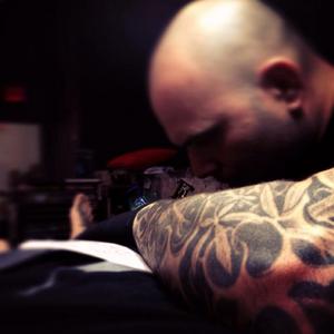 #guywaisman #tattooartist #ny