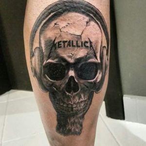 Fernando Souza #skull #caveira #metallica #HeavyMetal #rock #FernandoSouza #Brasil #brazil