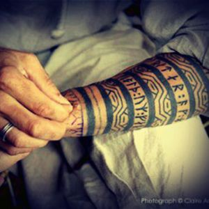 I really admire viking, nordic cultures. Time is passing by and I have desided to get tattoo with runes and this is what catched my eye. #Viking #Runes #Forearm #Goals