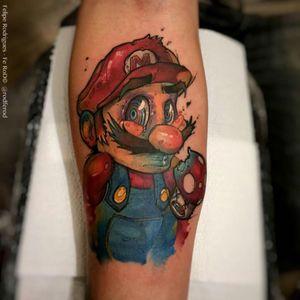 #gamer #nintendo #mario #supermario #nerd #FelipeRodrigues #custom #unique #brasil #brazil