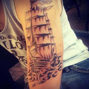 #shiptattoo #sailor