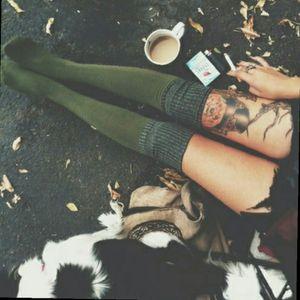 #tattoo #chill #cigar