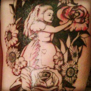 #roses #flower #nature #chrisbergmanntattoartist