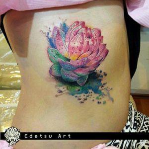 #lotus #fullcolor #botanical #flower