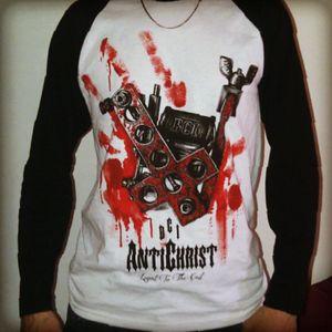 #loyaltothecoil #antichrist #shirt