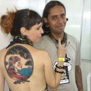 Old School Tattoo #traditionaltattoo #inklovers #tattoolife #inkmaster #bestink