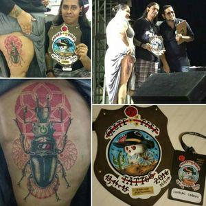 Oest Fest Tattoo Convention #tattooconvention #dotwork #dotworktattoo # vivirdelarte #inklovers #inkmaster #bestink