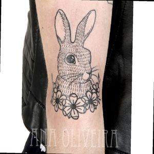 #rabbit #coelho #boldline #linework