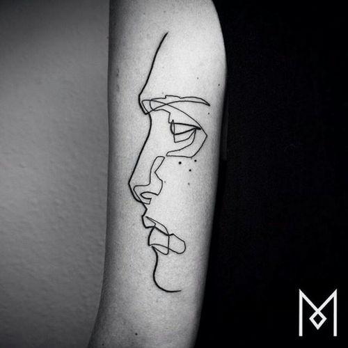#moganji #face #profile