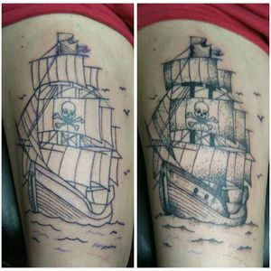 #tattoo #thebestspaintattooartists #tattoospain #pointillism