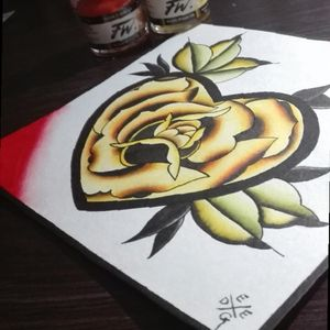 Some more #traditional #flash #spitshading #traditionalrose #traditionalrose