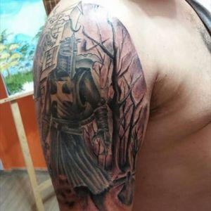 Tattoo medieval