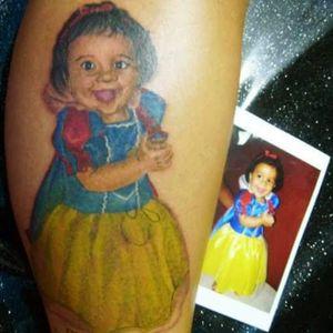 #portrait #realismo #colorido 2012