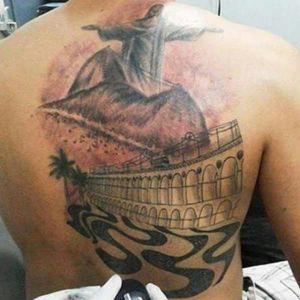 #riodejaneiro #cidadedesepero #lapa #tattoo