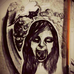 #drawing #creation #dibujo #diseño #blackandgreytattoo #tatuagem #tattoo #TattoodoApp #art #tattooinsta #tatuaje #thisismylife #desenhoacaneta #myart #mywork #inspiration
