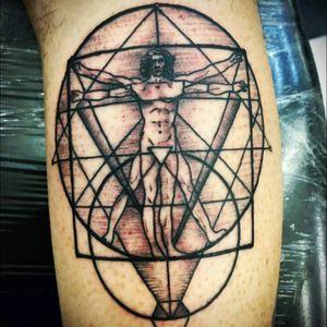 Vitruvio man #vitruvioman #LeonardodaVinci #davinci