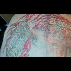 Projet Phoenix, dessin.