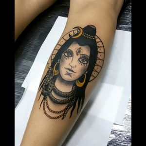 Shiva #shivatattoo #shiva #neotraditionaltattoos #oldschooltattoos #customtattoos #tattooartist