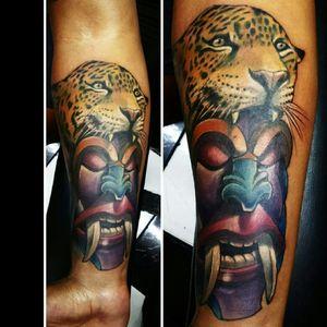 #BorukaMask #fineartist #COSTARICA #indigenousculture #ArtbyFelixTattoos #Tattoodo