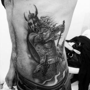 #viking  #tattoo #norsemythology #norse #norsetattoo