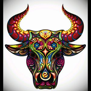 This is my #dreamtattoo #amijames #taurus It will represent all that I am! 😍😍😍🐂