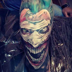 #jokertattoo#tattoo#